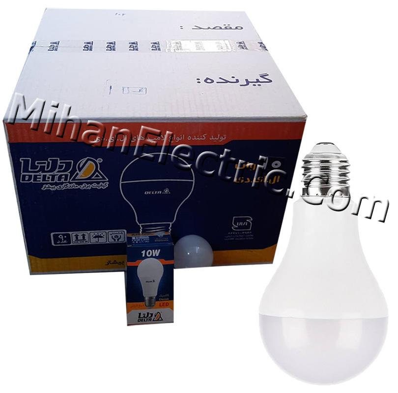 لامپ 10 وات دلتا