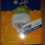 لامپ 120 وات افراتاب بزرگ سوله ای E40